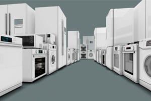 16. Appliance Circuit