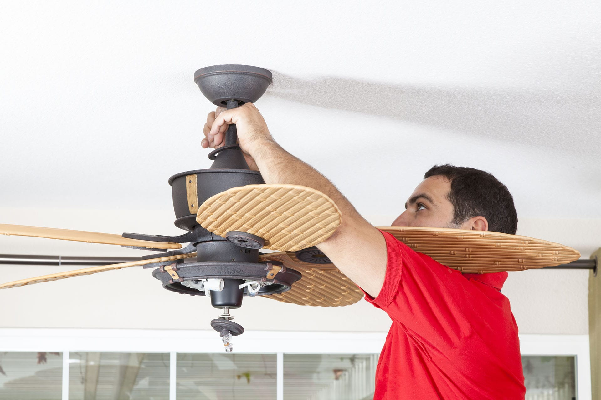 $79 Ceiling Fan or Light Installation – A D I Electric