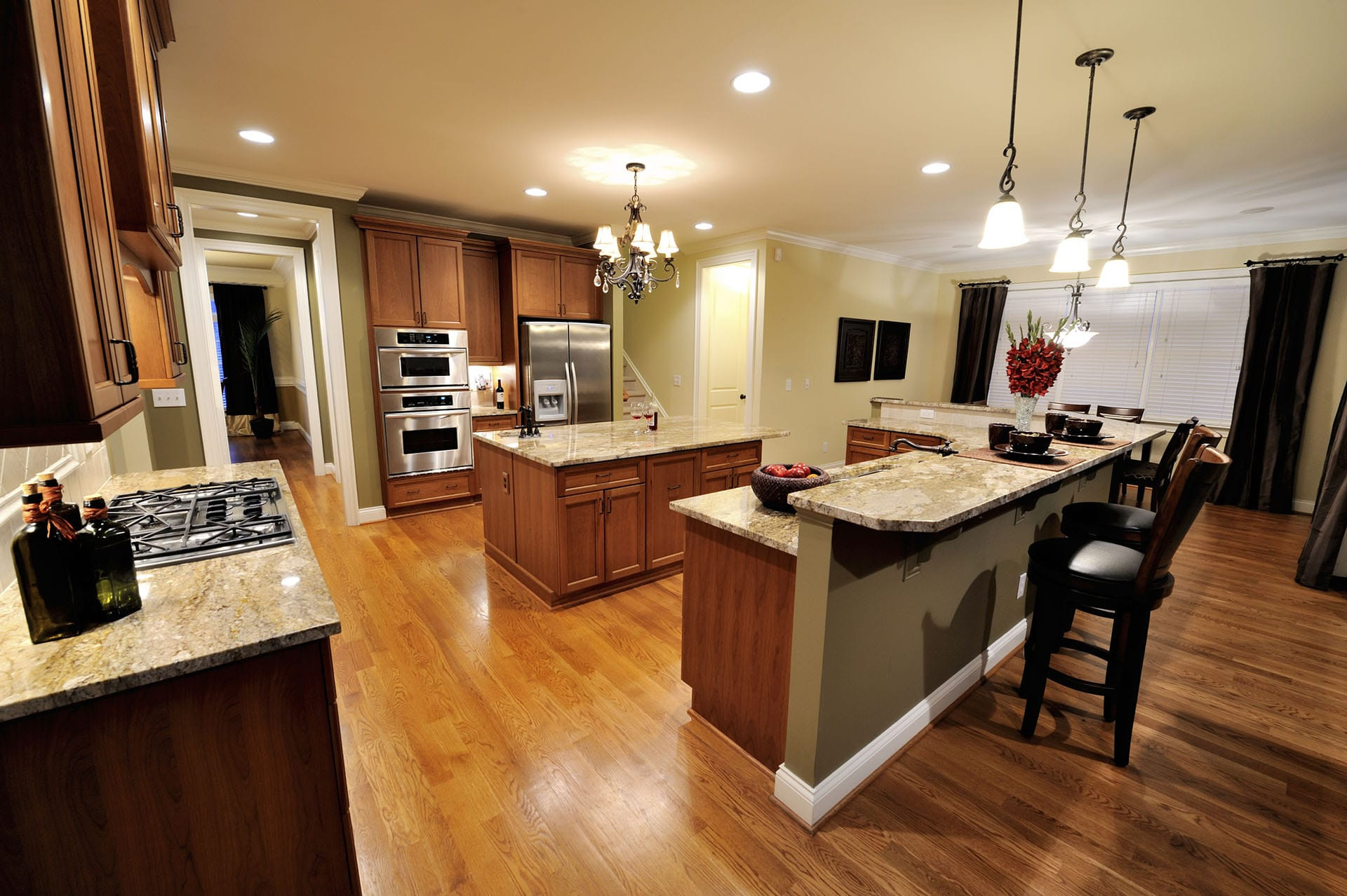 Home Electrical Re-wiring or Replacement on