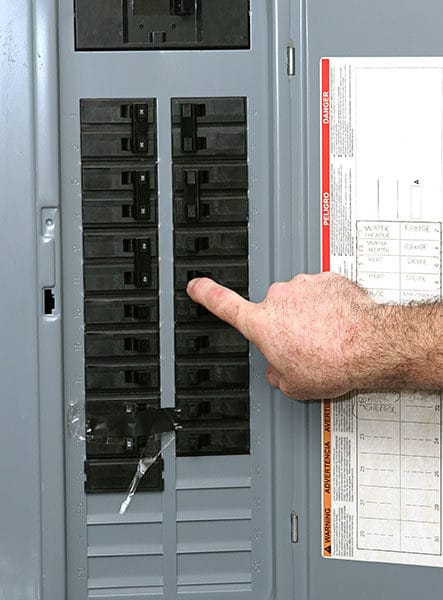 $1399 for a 200 AMP Electrical Panel Upgrade – A.D.I. Electric