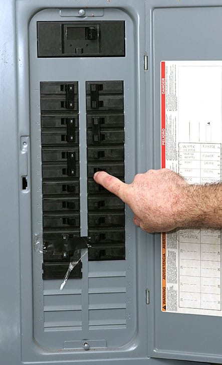 $1499 for a 200 AMP Electrical Panel Upgrade